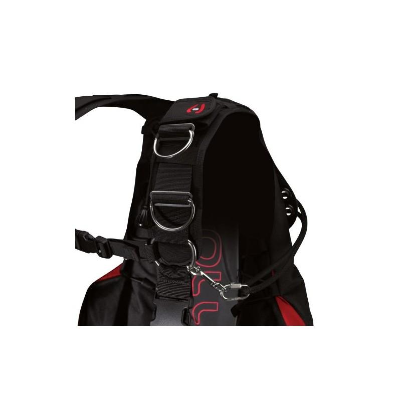 Hollis SMS75 Sidemount Harness BCD