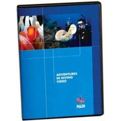 PADI Adventures In Diving DVD