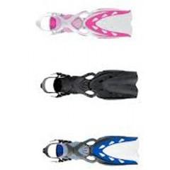 Mares X-Stream Open Heel Scuba Diving Efficient Fins