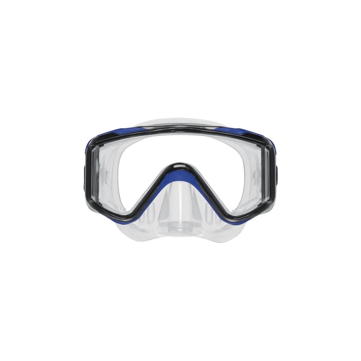 Scubapro Crystal VU Plus Dive Mask With Purge