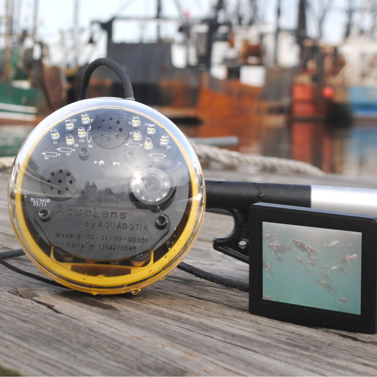 AquaLens - Underwater Viewing System