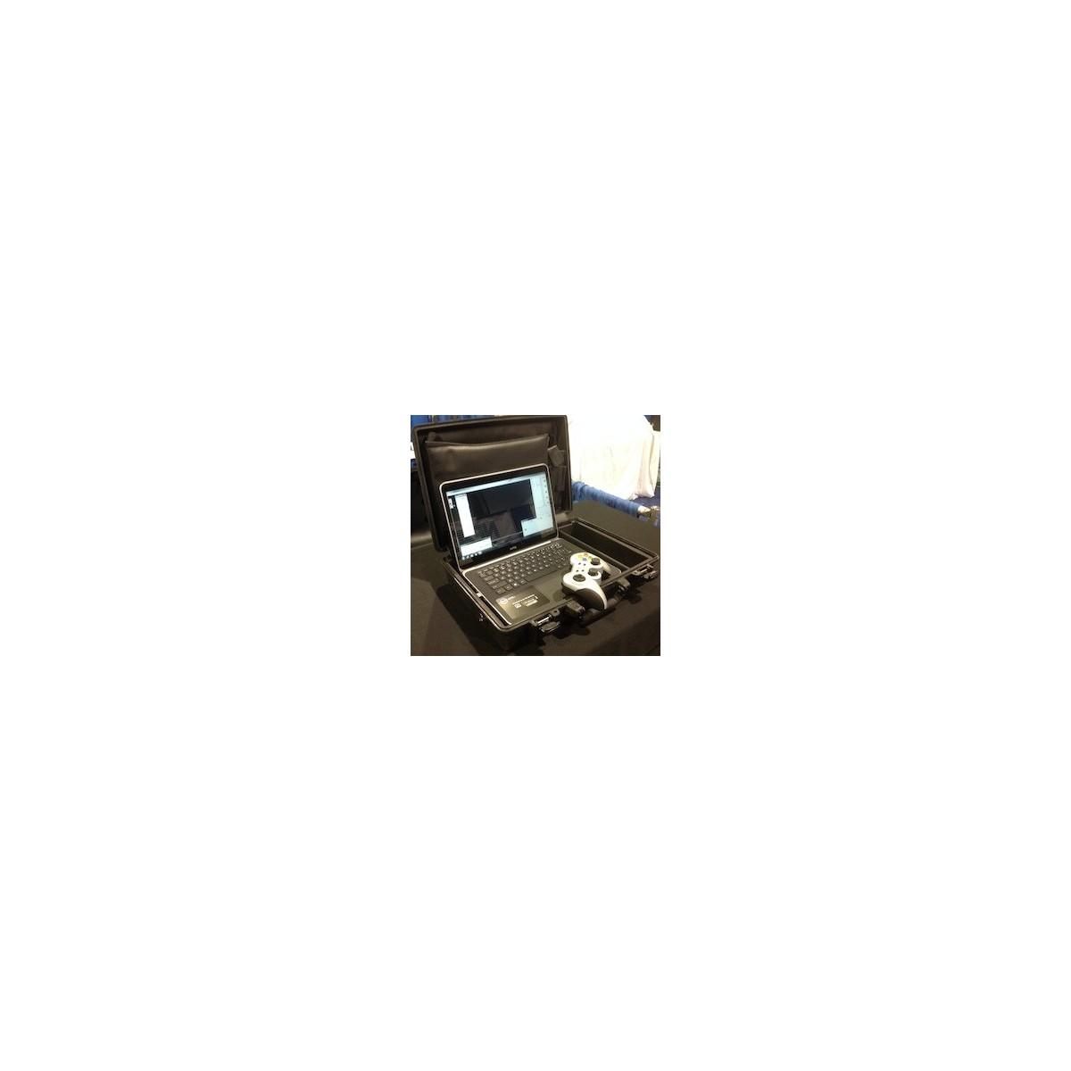 Aquabotix User Workstation for Endura ROV (CPU, Controller, Programming, Case)