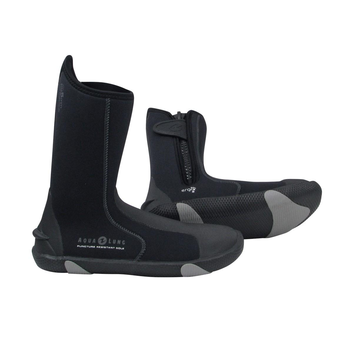Aqua Lung Men's 6.5mm Safe Sole Ergo Boot