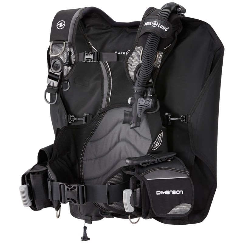 Aqua Lung Dimension Back Inflation BCD