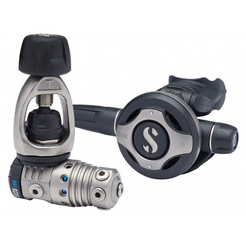 Scubapro MK25T EVO /S620 Titanium Regulator- Yoke