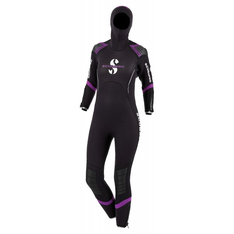 Scubapro Women's Sport Hooded Semi-Dry 7mm Wetsuit
