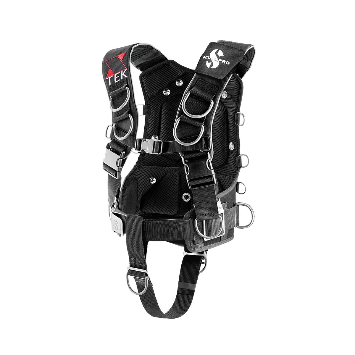 Scubapro X-TEK FORM HARNESS Technical