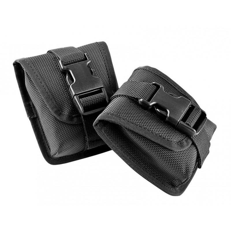 Scubapro X-TEK Storage Counter-Weight Pockets (Pair)