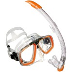 Aqua Lung Look / Zephyr Combo Dive Mask & Snorkel