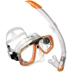 Aqua Lung Look / Zephyr Combo Dive Mask & Snorkel