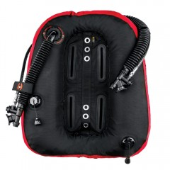 New Hollis S25 LX Series 25 Lb Single Tank BCD Wing For Scuba Diving