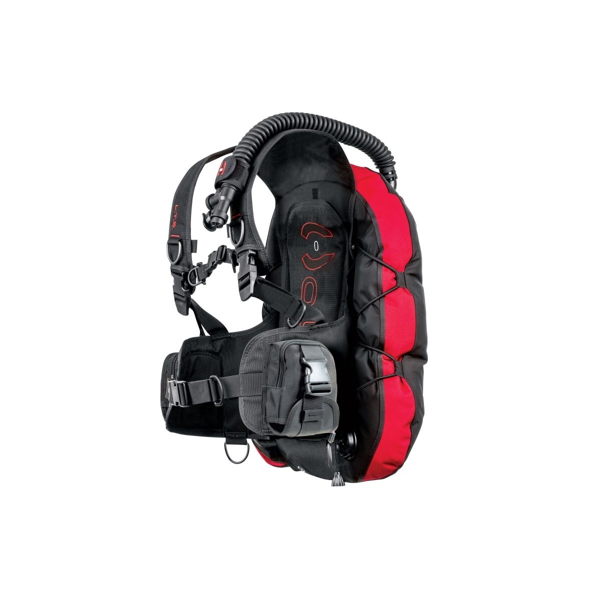 Hollis LTS Light Travel System Rear Inflation BCD