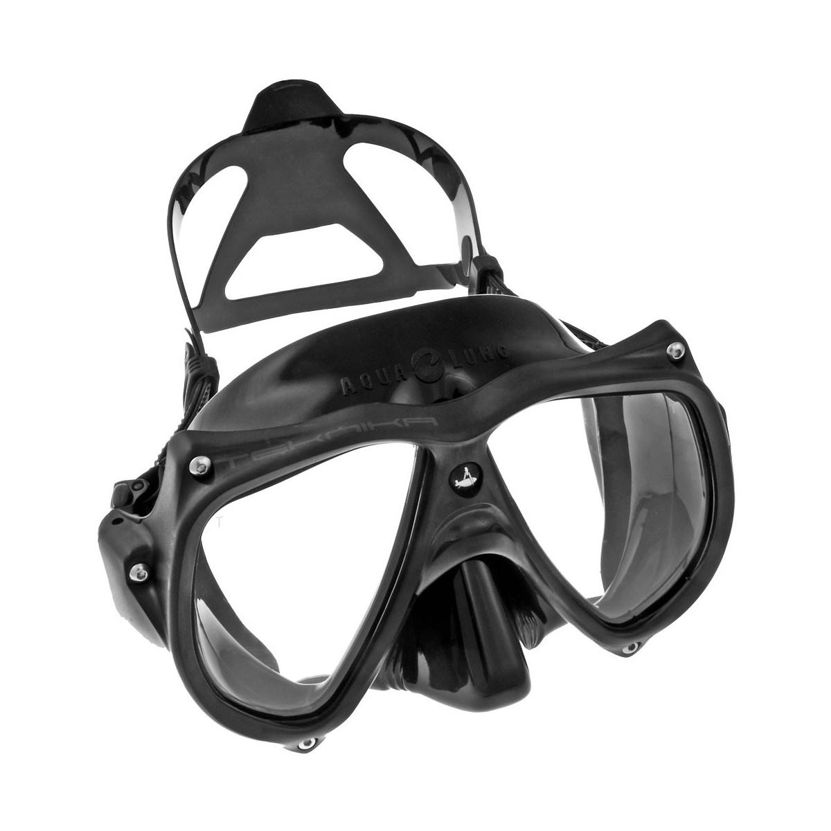 Aqua Lung Teknika Double Lens Technical Dive Mask