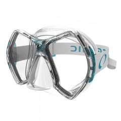 Oceanic Cyanea Double Lens Dive Mask