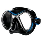 Oceanic OceanVU Double Lens Dive Mask