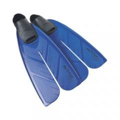Oceanic Vortex V-6 Full Foot Split Blade Freedive Diving Fins