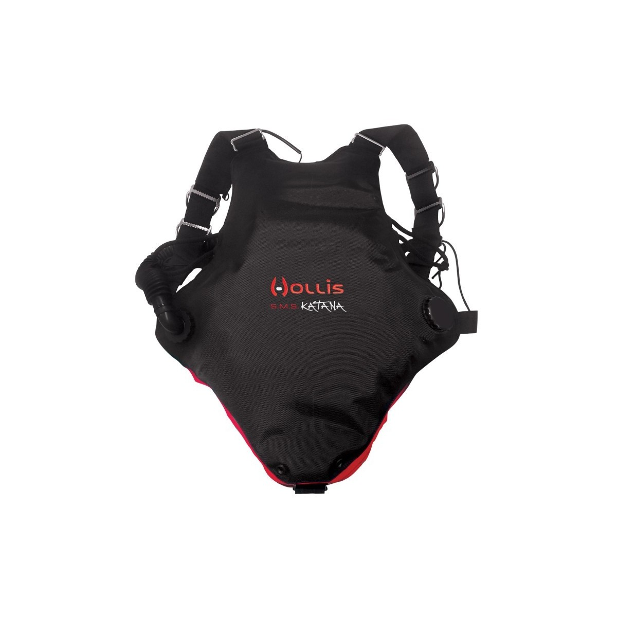 Hollis SMS Katana Back Inflation BCD