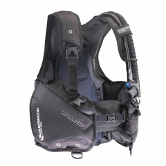 Sherwood Silhouette Scuba Diving Buoyancy Compensator Weight Integrated.