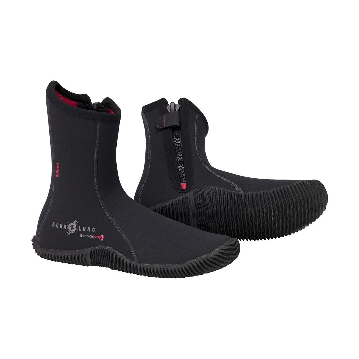 Aqua Lung Men's 5mm Echozip Ergo Boot