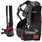 Scubapro Equator BCD W/Air2