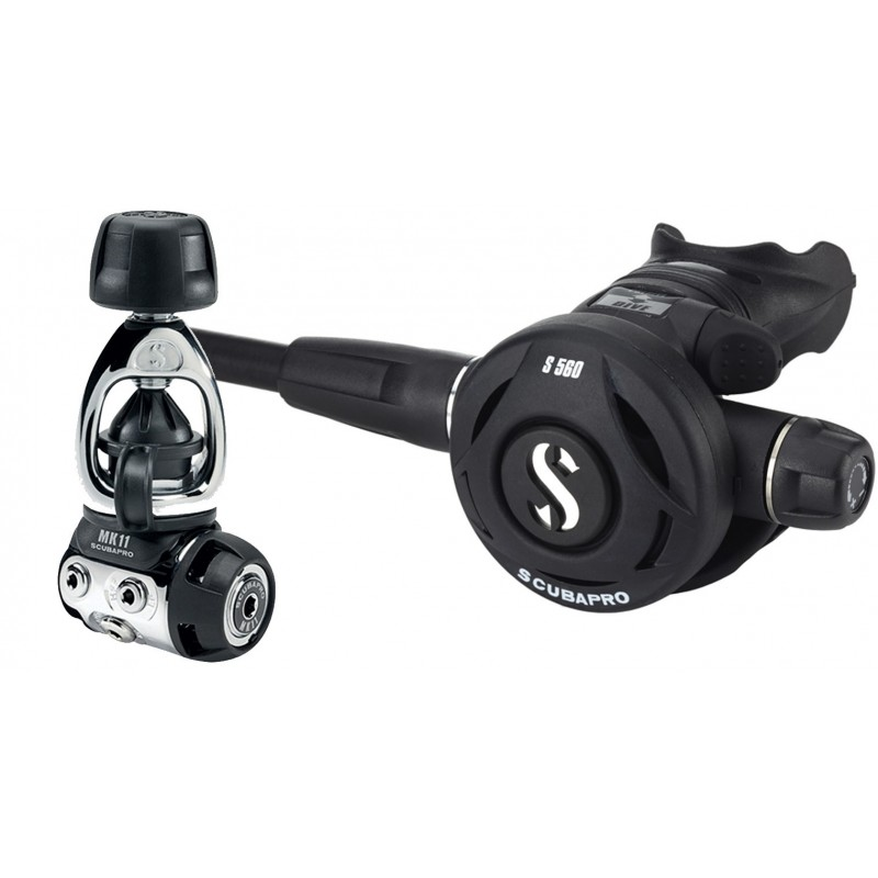 Scubapro MK11/S560 - Yoke Regulator