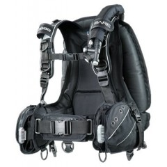 Bare VooDoo Jacket / Wing Style Combo Weight Integrated Scuba Diving BC/BCD