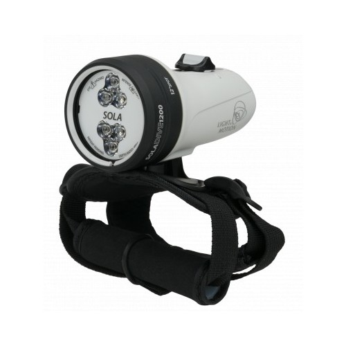 Light And Motion SOLA DIVE 1200 SPOT