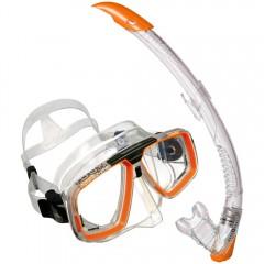 Aqua lung Look / Zephyr Combo of Mask Snorkel
