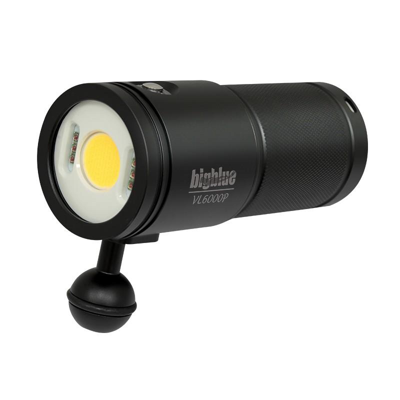Bigblue 6000 Lumen Video Light (VL6000P)