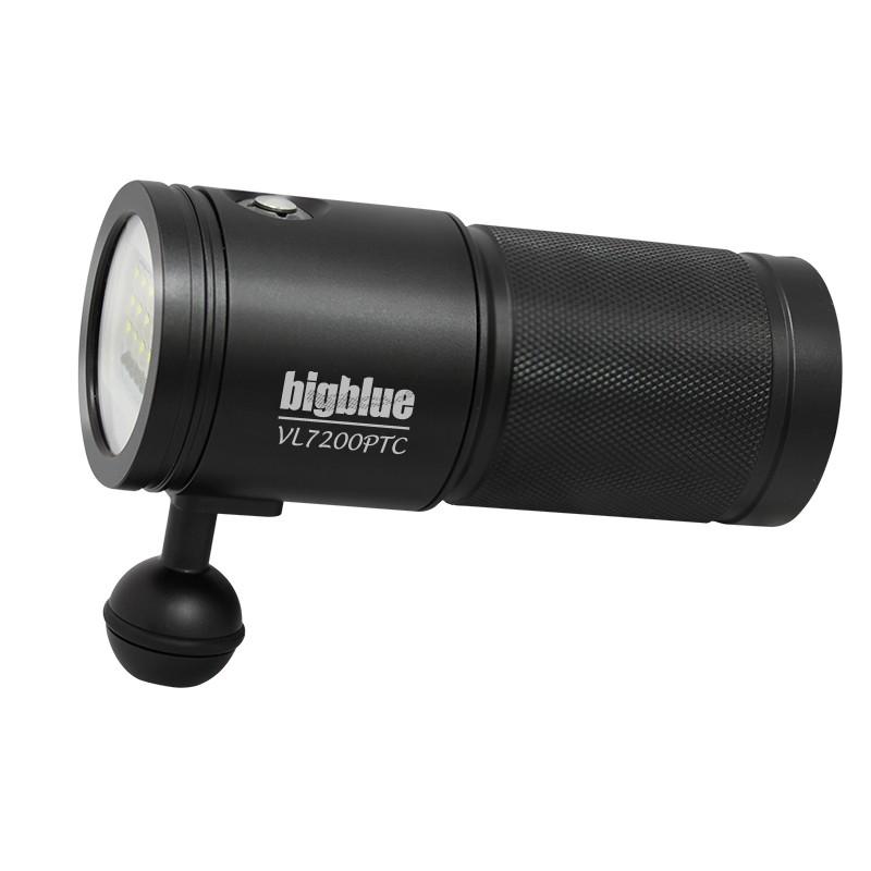 Bigblue 7200 Lumen Video Light - Warm White Feature (VL7200P-TC)