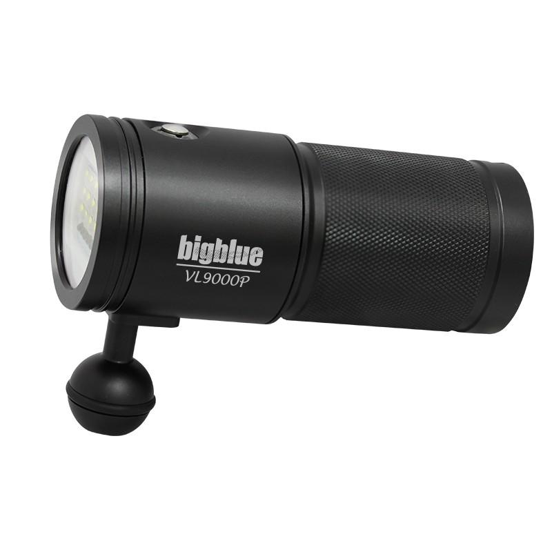 Bigblue 9000 Lumen Video Light - 120º Beam Angle (VL9000P)