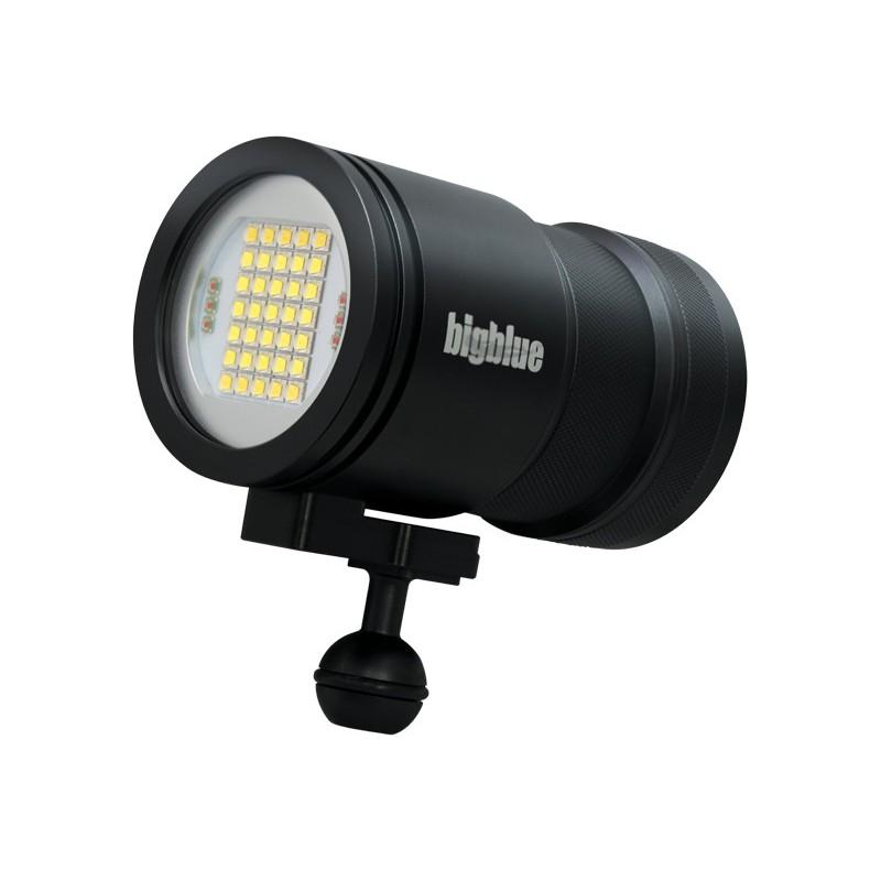 Bigblue 15,000 Lumen Video Light - Warm White Feature (VL15000P-Pro-MINI-TC)