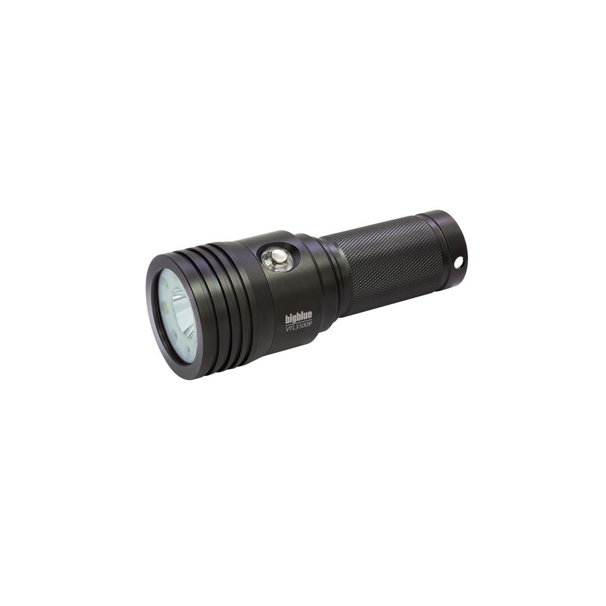 Bigblue 3500 Lumen Dual Beam Light - Video + Tech (VTL3500P)