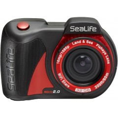 Sealife Micro 2.0 16mp WiFi Underwater Camera 32GB